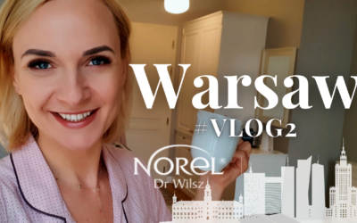 A trip to WARSAW – Norel Dr Wilsz Institute & GRWM when travelling – visiting Polish capital