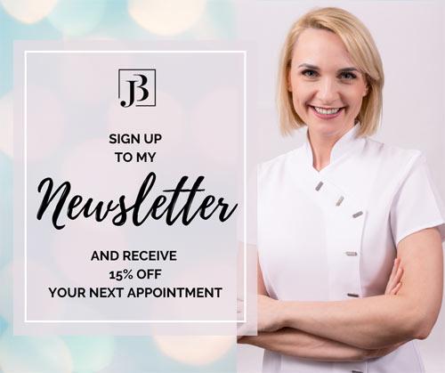 Joanna Bojarska Beauty Newsletter