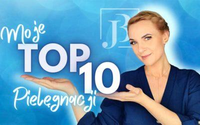 Moje TOP 10 PRODUKTÓW do pielęgnacji twarzy – perełki pielęgnacyjne, które musisz poznać