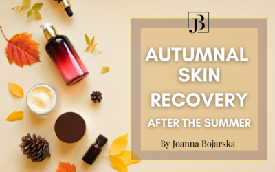 Autumnal Skin recovery after the Summer