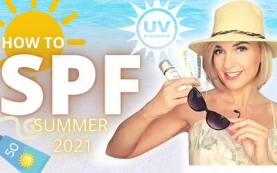 SUN PROTECTION – everything you should know about SPF 2021