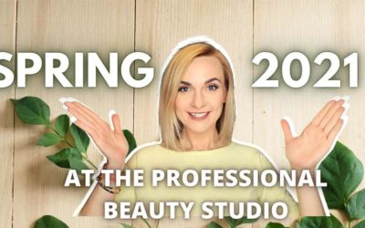 Spring trends 2021 – at the professional beauty studio. NEW SERVICES at Beauty by Joanna